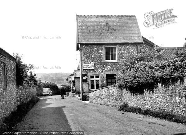 Buckland St Mary, The Post Office c.1960