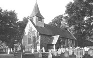 Buckland, St Mary The Virgin Church 1886