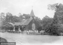 Buckland, St Mary The Virgin Church 1927