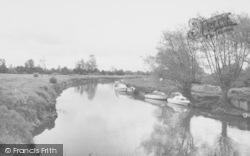 Tadpole River c.1965, Buckland