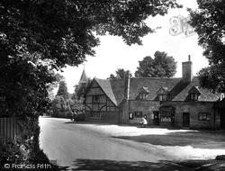 Buckland, The Village 1921
