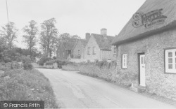 Buckland, The Village c.1965
