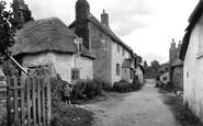 Buckland, Village 1920