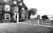Bucklers Hard, Master Builders House Hotel c.1960