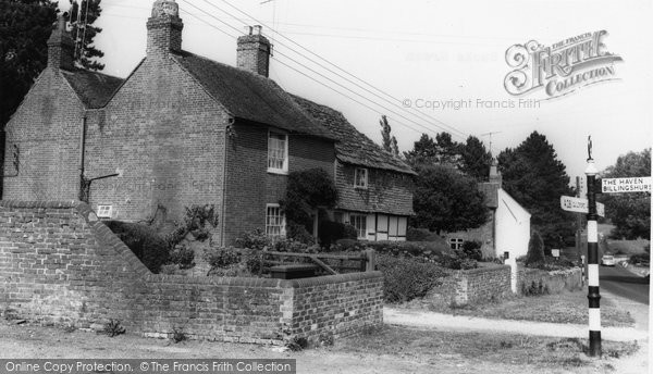 Photo of Bucks Green, Burnalls c.1965