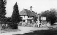 Bucks Green, Goblins Pool c.1965