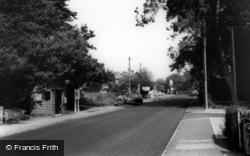 Bucks Green, Main Road c.1965