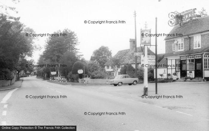 Photo of Bucks Green, The Village c.1965