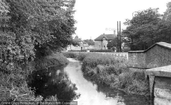 Budby, Village c1955