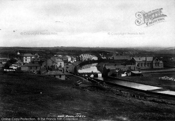 Bude, 1900