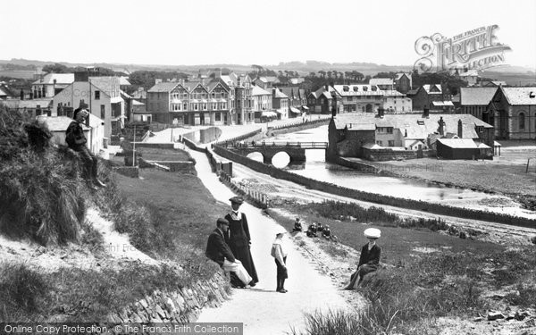 Photo of Bude, 1906, ref. 56076