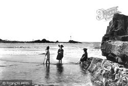 Bude, Barrel Rock 1893
