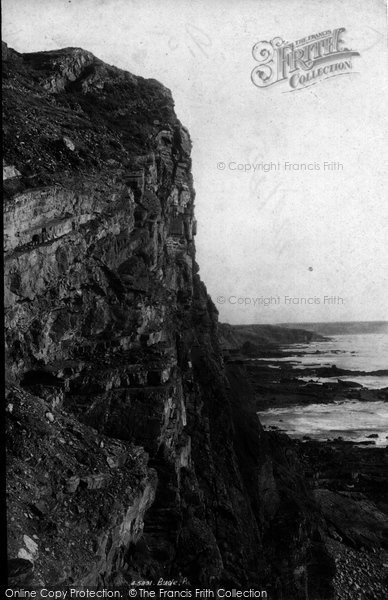 Bude, Beacon Head 1900