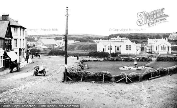 Bude, Blanchminster Square 1920
