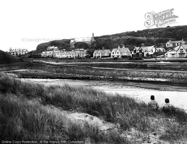 Bude, Breakwater Road 1920