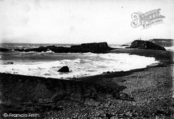 Bude, Chapel Rock 1890