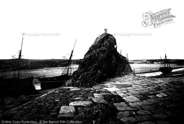 Bude, Chapel Rock 1893