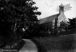 Bude, Church Of St Michael And All Angels 1906