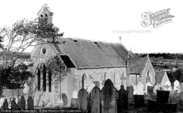 Bude, Church Of St Michael And All Angels c.1955