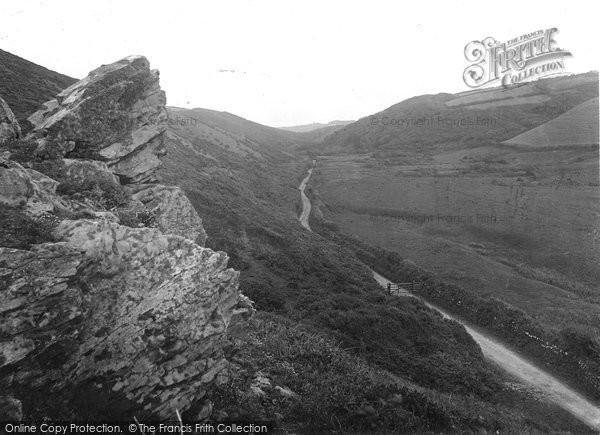 Bude, Coombe Valley 1920