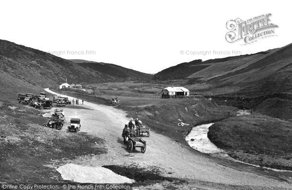 Bude, Coombe Valley 1929
