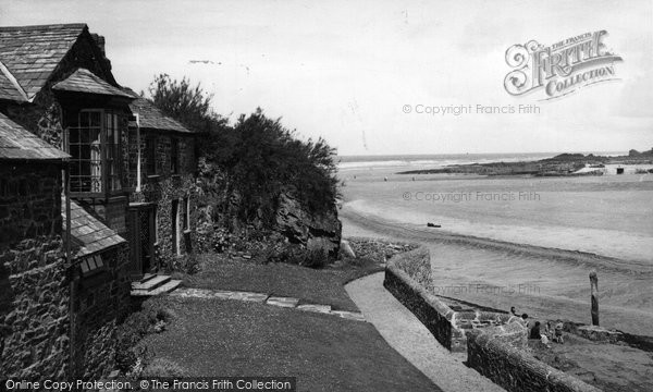 Bude, Efford Cottage c.1960