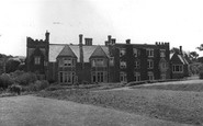 Bude, Efford Down Hotel c1960