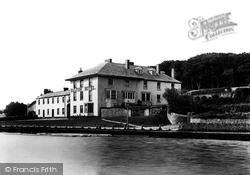 Bude, Falcon Hotel 1893