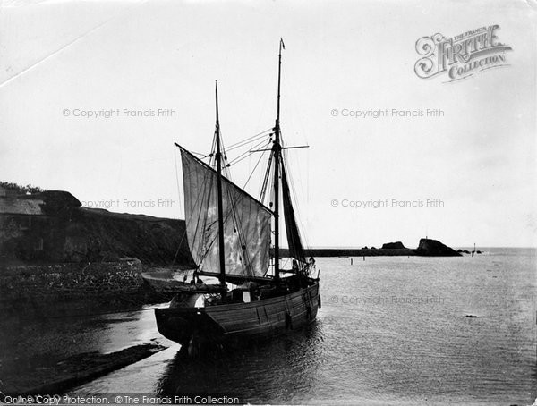 Photo of Bude, From The Locks 1920