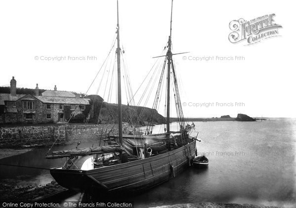 Bude, Harbour 1920