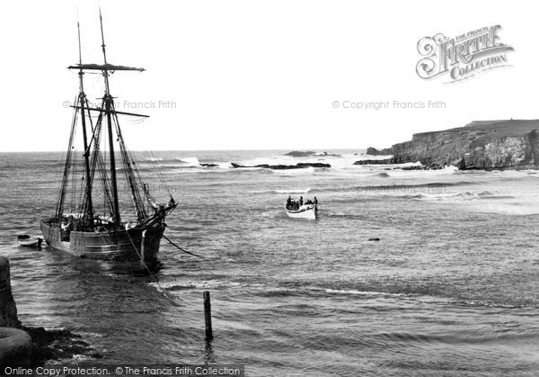 Bude, Lifeboat 1890