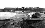 Bude, Maer Beach 1920