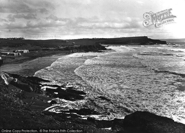 Bude, Maer Beach 1926