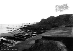 Bude, Northcott Mouth 1890
