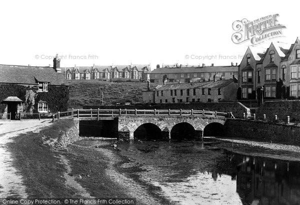 Bude, Old Bridge 1893