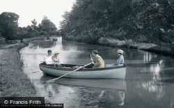 Bude, On The Canal 1920