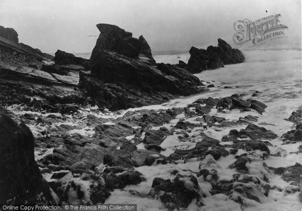 Bude, Saddle Rock 1920