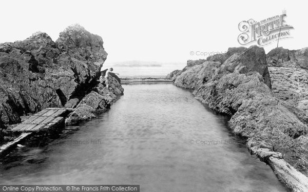 Bude, St Thomas's Pool 1893