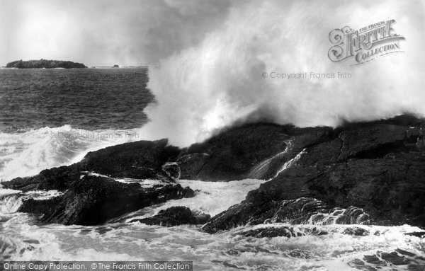Bude, Storm c.1960