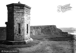 Bude, Storm Tower Compass Point 1920