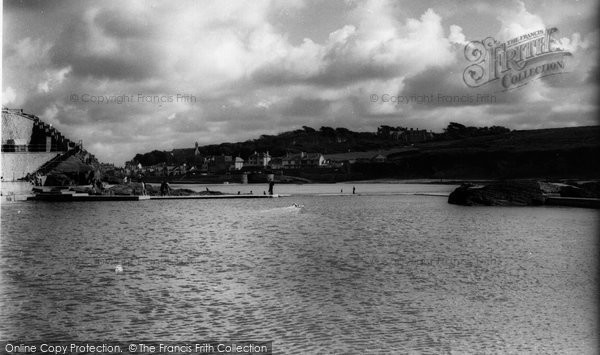 Bude, The Bay c.1960