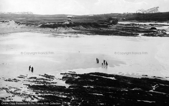 Photo of Bude, The Beach c.1931