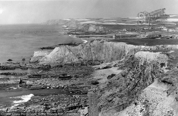 Photo of Bude, The Coast c.1960