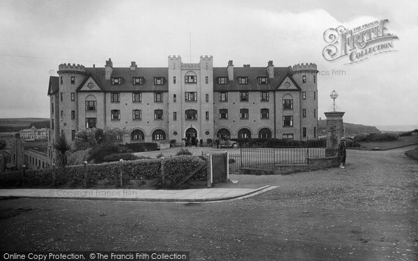 Bude, The Grenville Hotel 1920