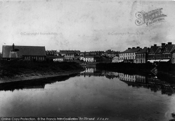 Bude, The Strand 1900