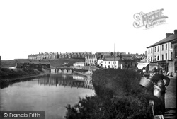 Bude, The Strand 1900