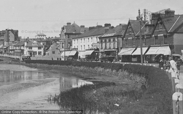 Photo of Bude, The Strand 1928