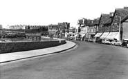 Bude, The Strand c.1960