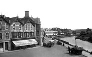 Bude, The Town 1929