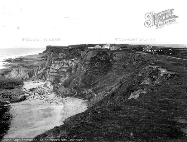 Bude, Upton Cliffs 1926